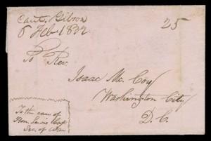 Cantonment Gibson-Feb 1832